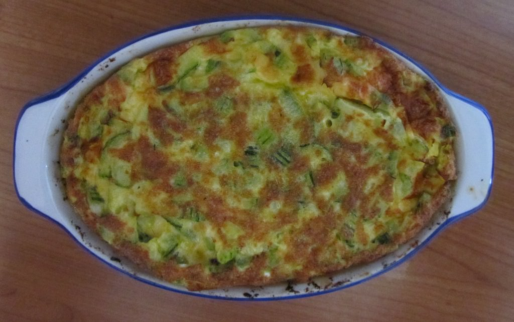 Frittata genovese e i suoi segreti. Come fare? (VIDEO)